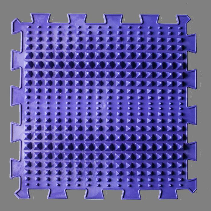 Коврик массажный Пазлы Пирамиды 1 элемент