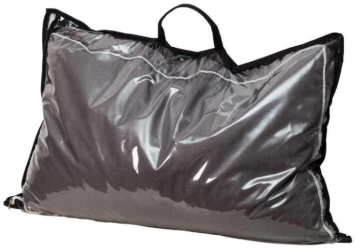 Ортопедическая подушка с шелухой гречихи Olvi J2010