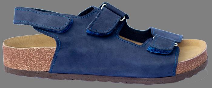 Ортопедические сандалии 20-008 р-р. 36-40 Синие